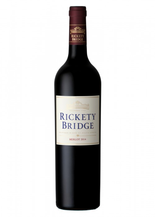 Rickety Bridge Merlot 2014