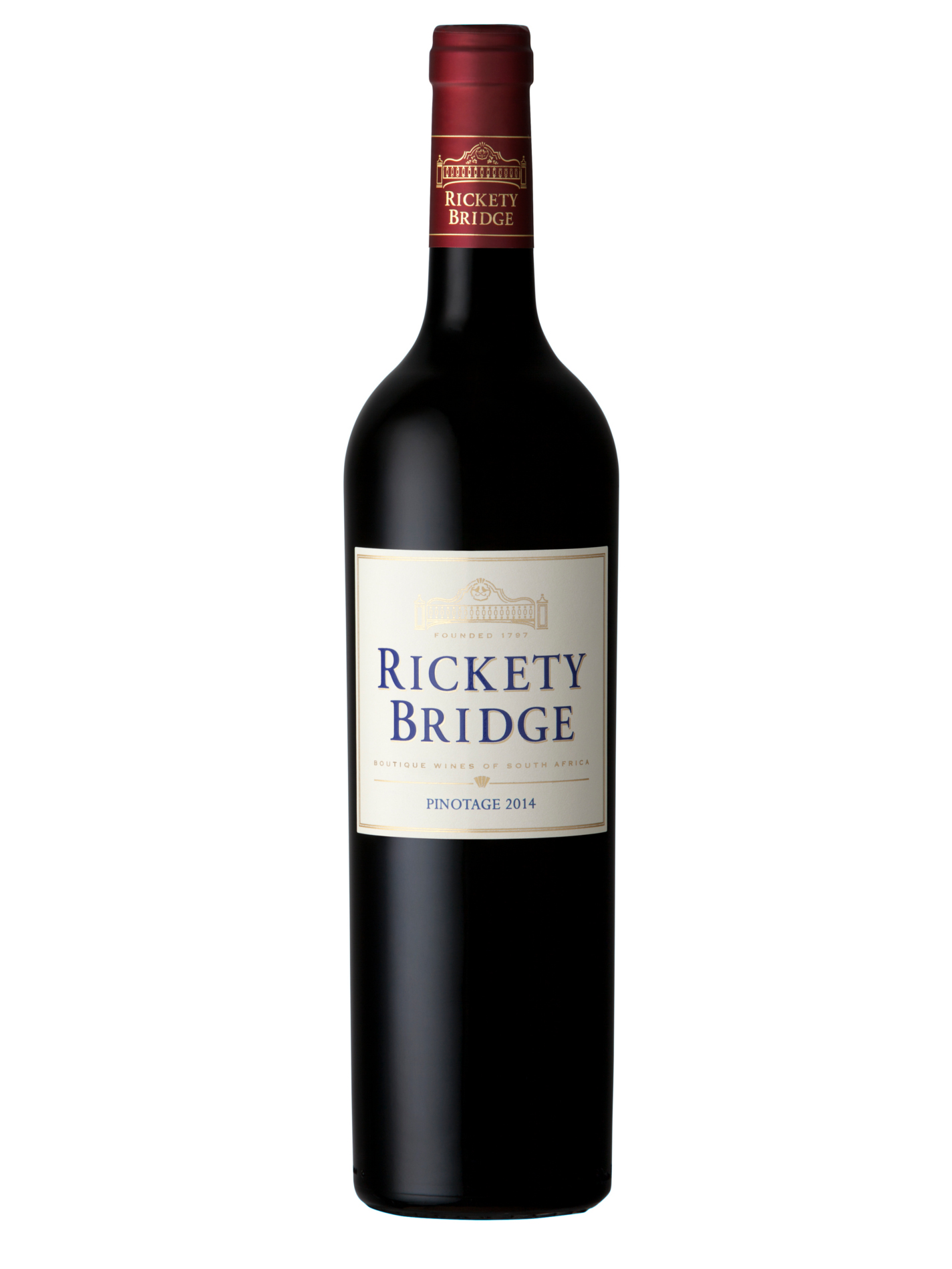 Rickety Bridge Pinotage 2014