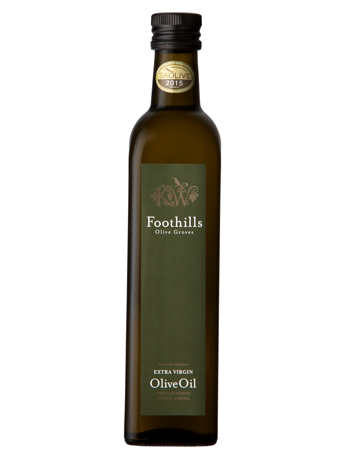 Foothills Olive oil